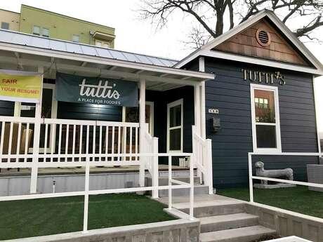 Tutti's will open soon at 318 E Cevallos St.