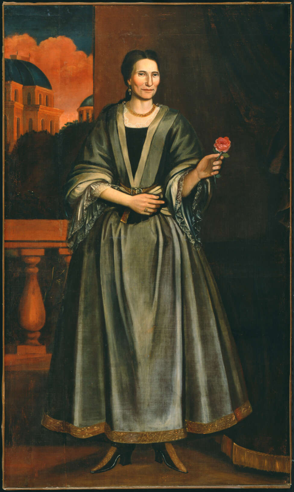 Ariaantje Coeymans oil painting portrait