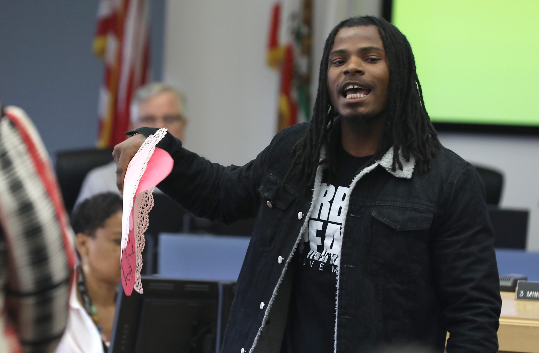 Protesters urge Alameda County to abandon effort to expand juvenile camp