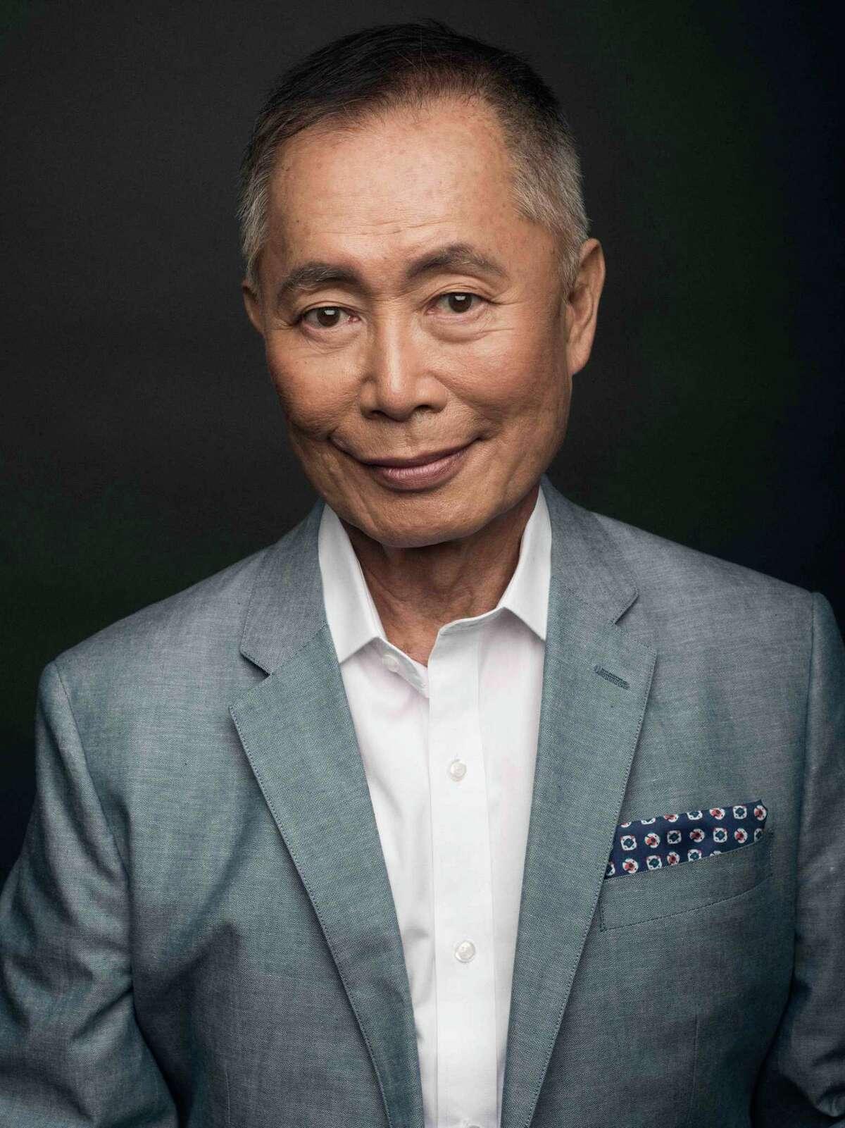 A profile photo of George Takei.