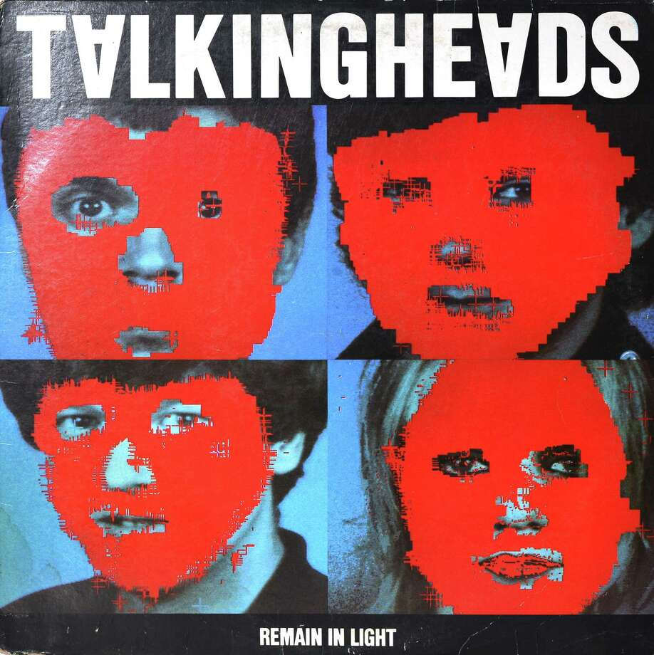 """The 1980 Talking Heads album """"Remain in Light."""" Photo: Sam Goldenberg / Contributed Photo"""