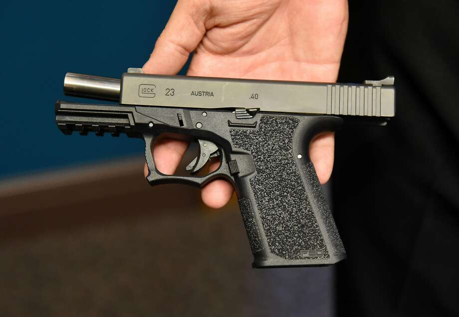 Gun-control measures would be even stronger than California's tough laws. Photo: Will Waldron / Hearst Newspapers 2019