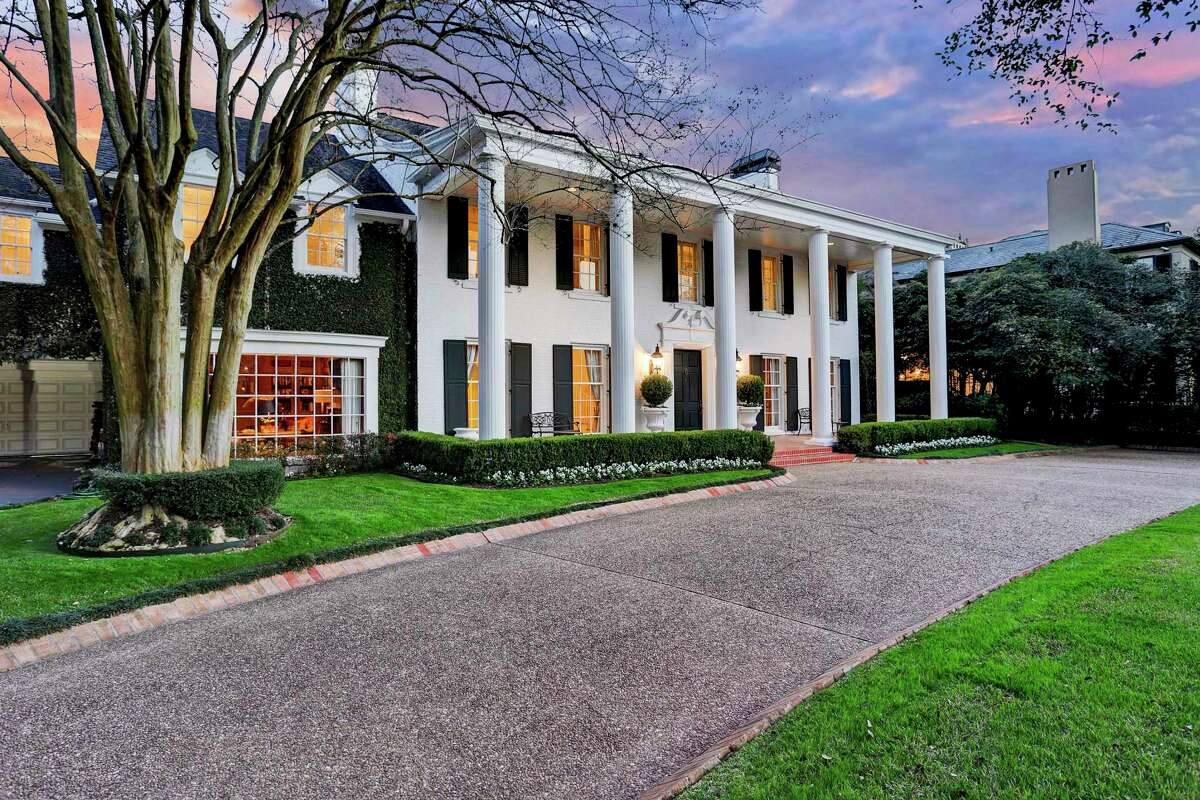 1059 Kirby| Sold between: $5.8 and $6.7 million The historic house at 1059 Kirby in River Oaks was razed in 2019. The house's former residents included Roy Hofheinz, the driving force behind the Astrodome. The property closed late in 2020, on Dec. 18.