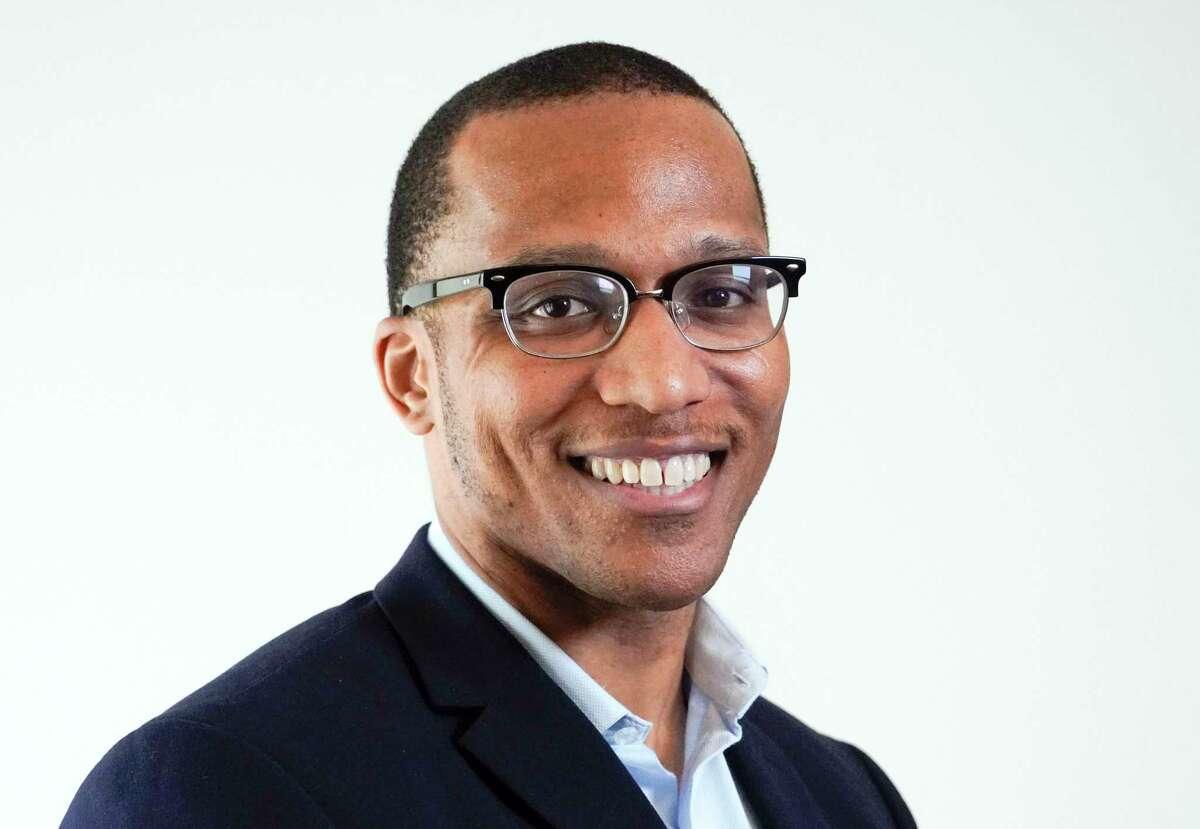 Christian Dashaun Menefee, candidate for Harris County Attorney.