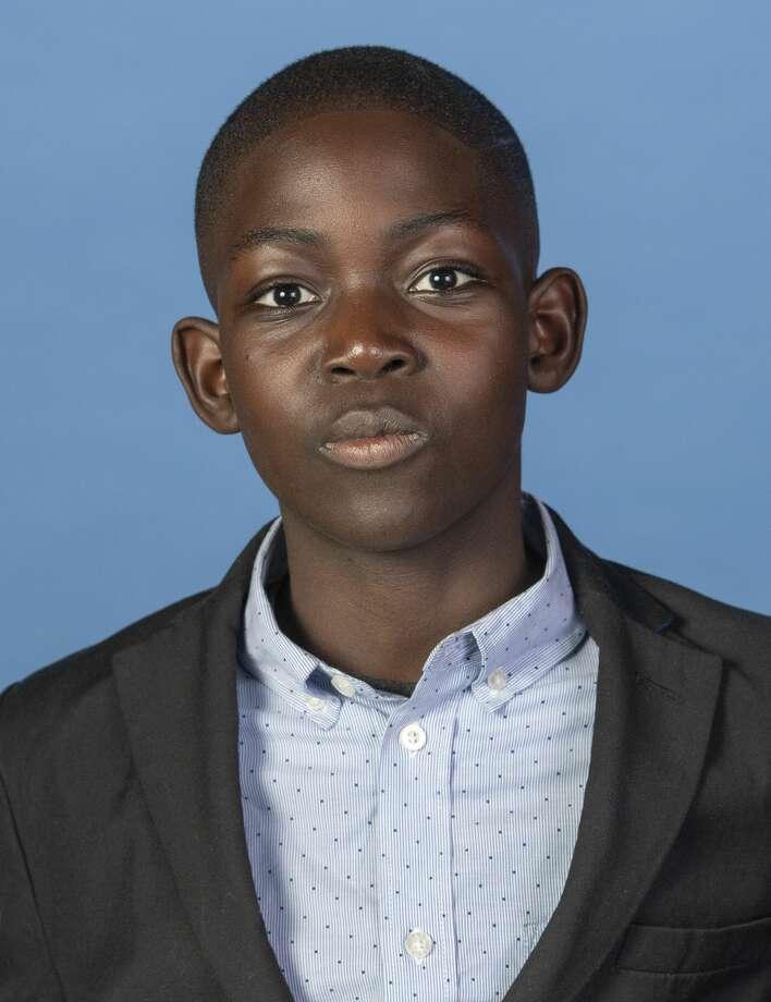 Abell Junior High: Tofunmi Okimi, 12, seventh grade Photo: Tim Fischer/Midland Reporter-Telegram