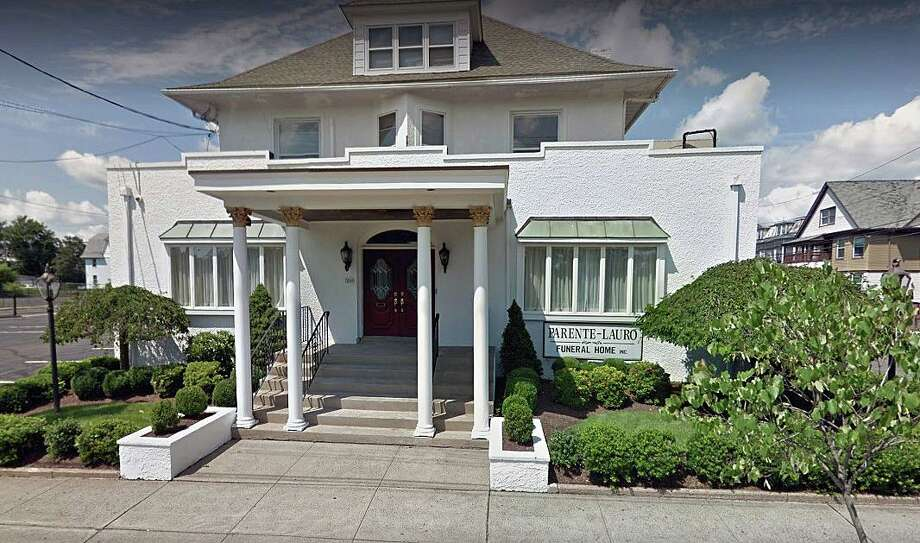A Google Streetview screenshot of the Parente-Lauro Funeral Home on Washington Avenue in Bridgeport, Conn., where there will be calling hours for Lily Pirulli on Saturday, Feb. 15. Photo: Contributed Photo