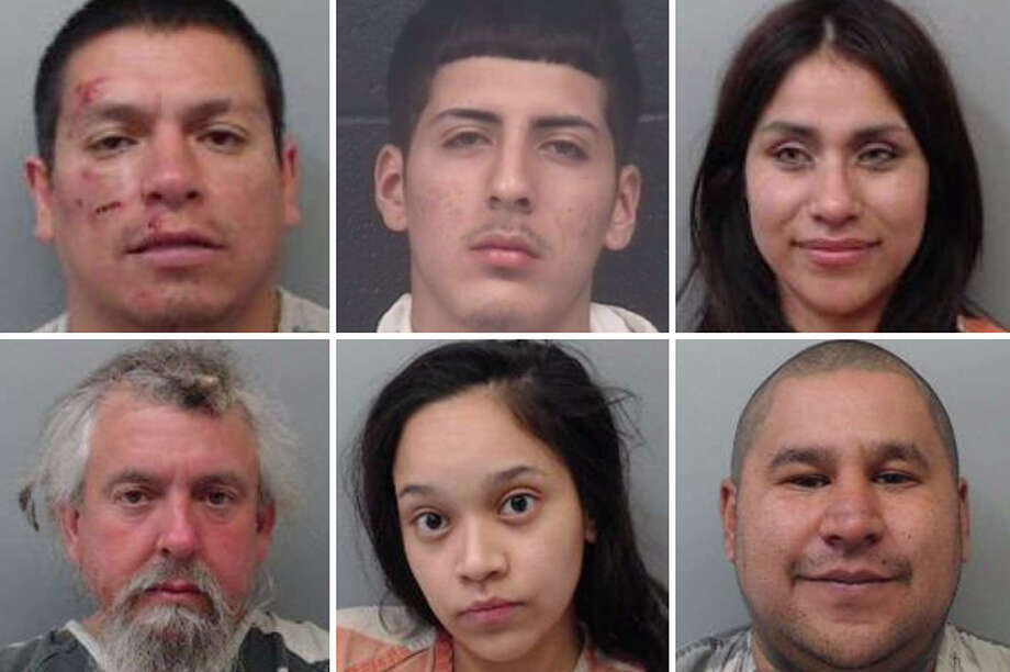 Click through the gallery above to see the most notable Laredo PD mugshots in January 2020. Photo: Courtesy