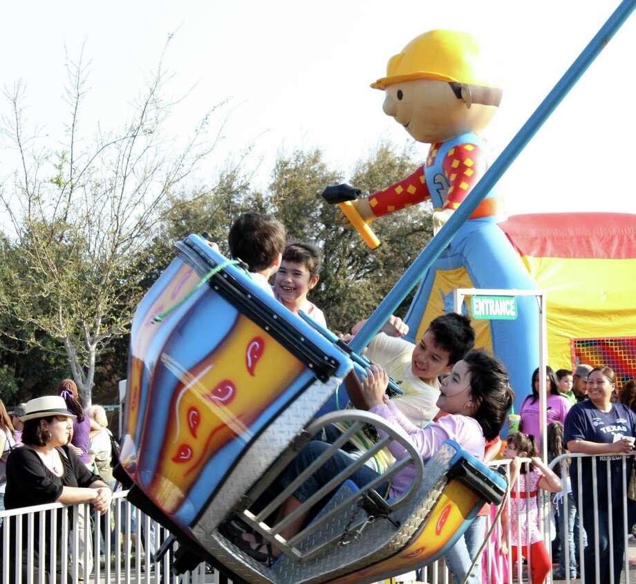 El sábado es el Fun Fest y Musicale del Laredo Community College, donde las familias podrán disfrutar juegos, entretenimiento, comida y otras actividades. El evento está programado de las 12 p.m. a 5 p.m. en el Campus Fort McIntosh. Photo: Foto De Cortesía /Laredo Community College / LCC