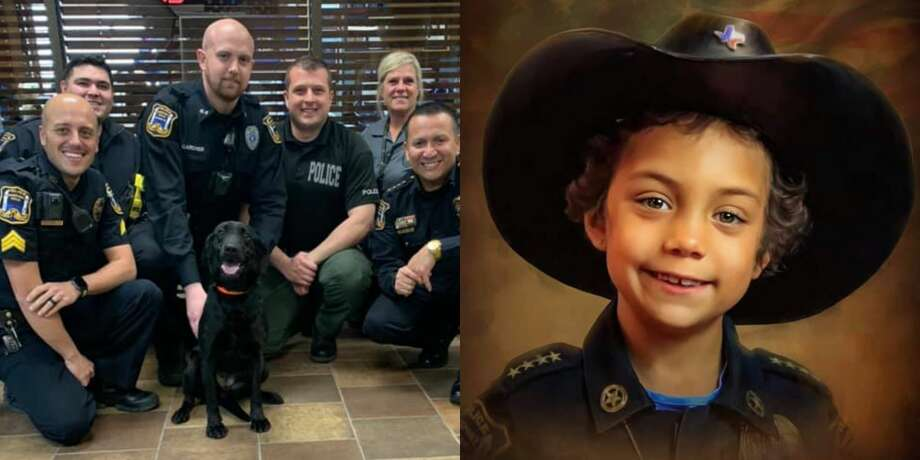 Officials with the Freeport Police Department have continued to keep Officer Abigail's legacy alive by choosing to name their newest K9 officer after her. Photo: Freeport Police Department