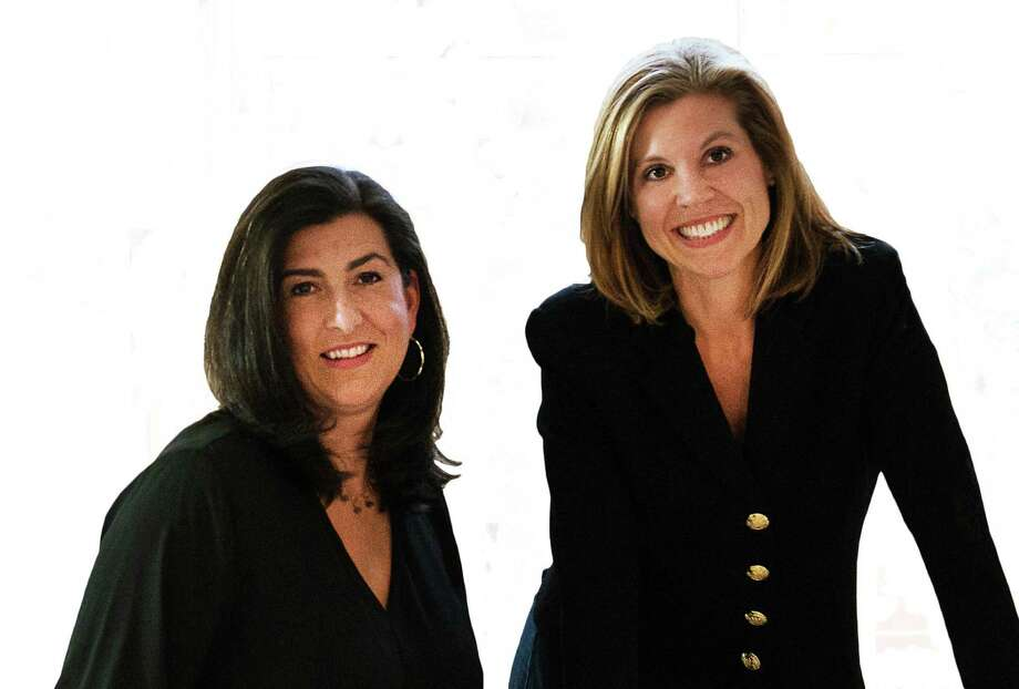 The William Raveis Real Estate team of April + Kelly, (April Kaynor and Kelly DeFrancesco), has received a customer service award from the real estate company, for the month of January. Kelly DeFrancesco, and April Kaynor Photo: Contributed Photo