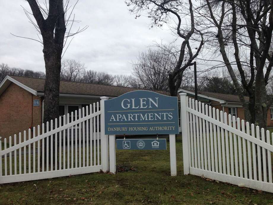 Danbury Housing Authority manages Glen Apartments, among other housing in the city. Photo: Julia Perkins / Hearst Connecticut Media / The News-Times