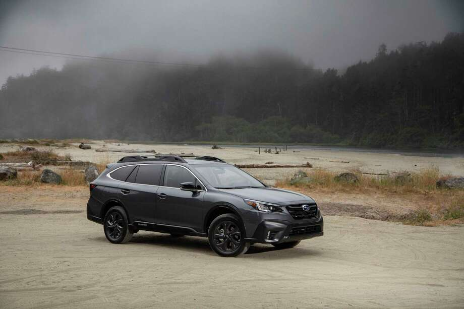 The Outback lineup offers a turbocharged engine. Standard on XT models, the 2.4-liter turbocharged BOXER engine delivers robust all-around performance with 260 horsepower at 5,600 rpm and 277 lb-ft of torque at 2,000 rpm.