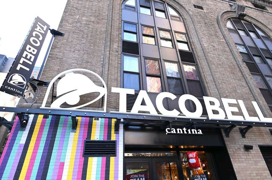 Taco Bell Cantina hosts is shownin New York City. (Photo by Dave Kotinsky/Getty Images for Taco Bell) Photo: Dave Kotinsky/Getty Images For Taco Bell