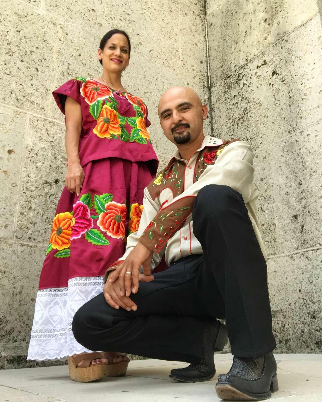 Carolyn and Mario Figueroa Jr. (aka GONZO247)