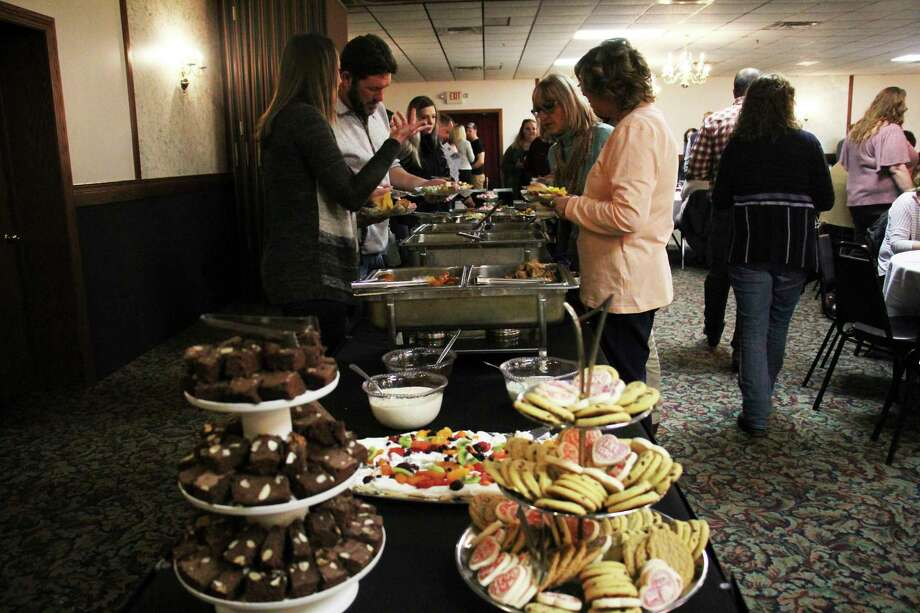 The Franklin Inn functions as a social gathering for many locals, serving good food and a good time. (Sara Eisinger/Huron Daily Tribune)