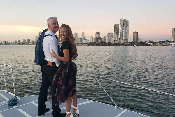 Stylish Couples: Nick Anderson and Angel Drake Anderson
