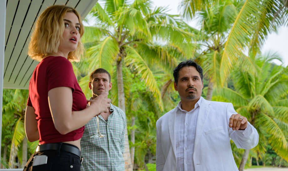 Director: Jeff WadlowWith: Michael Peña, Maggie Q, Lucy Hale, Austin StowellRunning time: Running time: 109 MIN.Official site: https://www.fantasyisland.movie/ Photo: Columbia Pictures