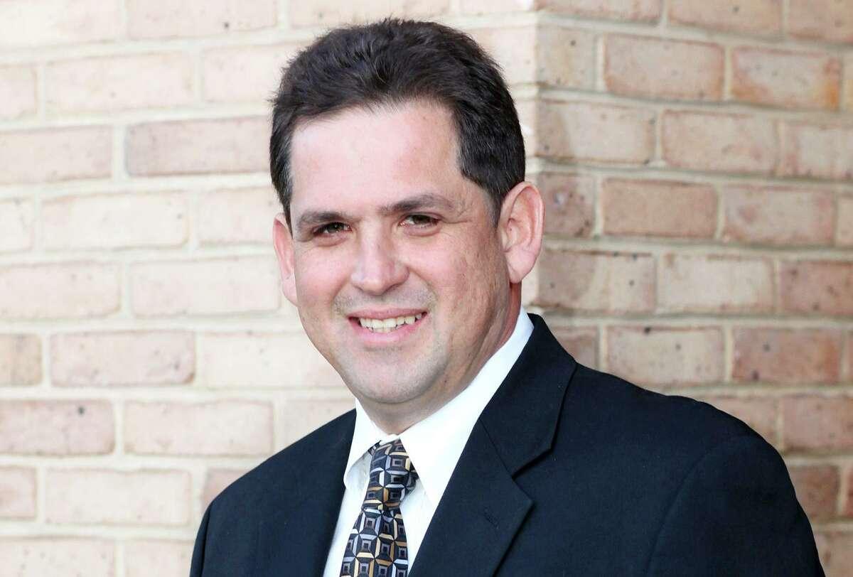 Harris County Precinct 2 Constable Chris Diaz.