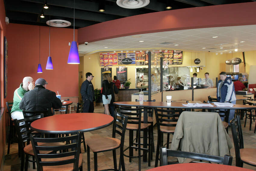 RESTAURANTS (INDOORS) - JUNE 17* Connecticut's restaurants would be able to open their doors to inside dining, but any bar areas would remain off limits. *If public health metrics are met Source: The Office of Governor Ned Lamont