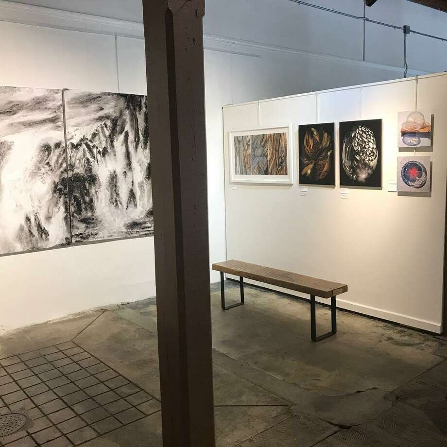 The Carriage Barn Arts Center in New Canaan is accepting entries for its 30th annual SPECTRUM Contemporary Art Show: VISIONS 2020. Photo: Contributed Photo