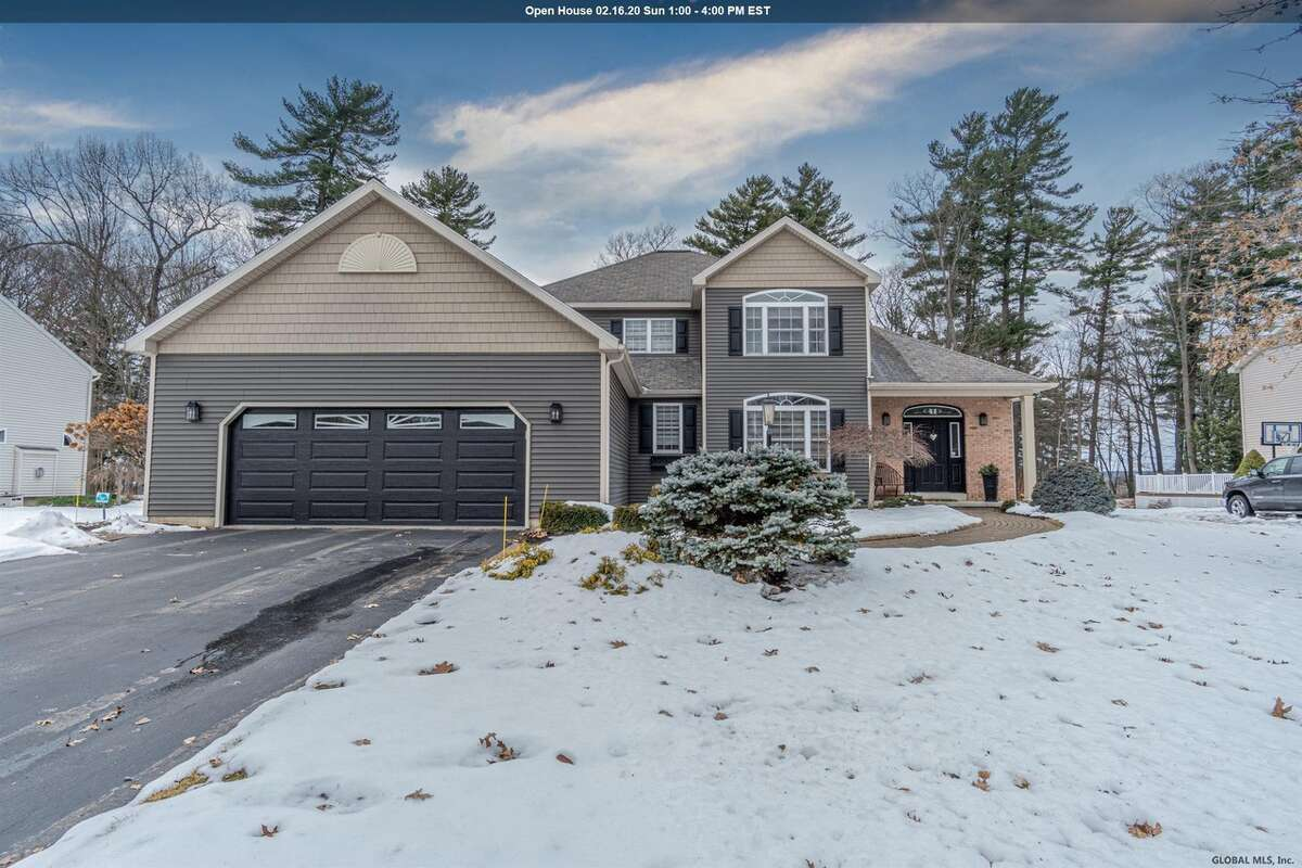 $857,000. 41 Waterview Drive, Saratoga Springs, 12866. Open Sunday, Feb. 16, 1 p.m. to 4 p.m. View listing