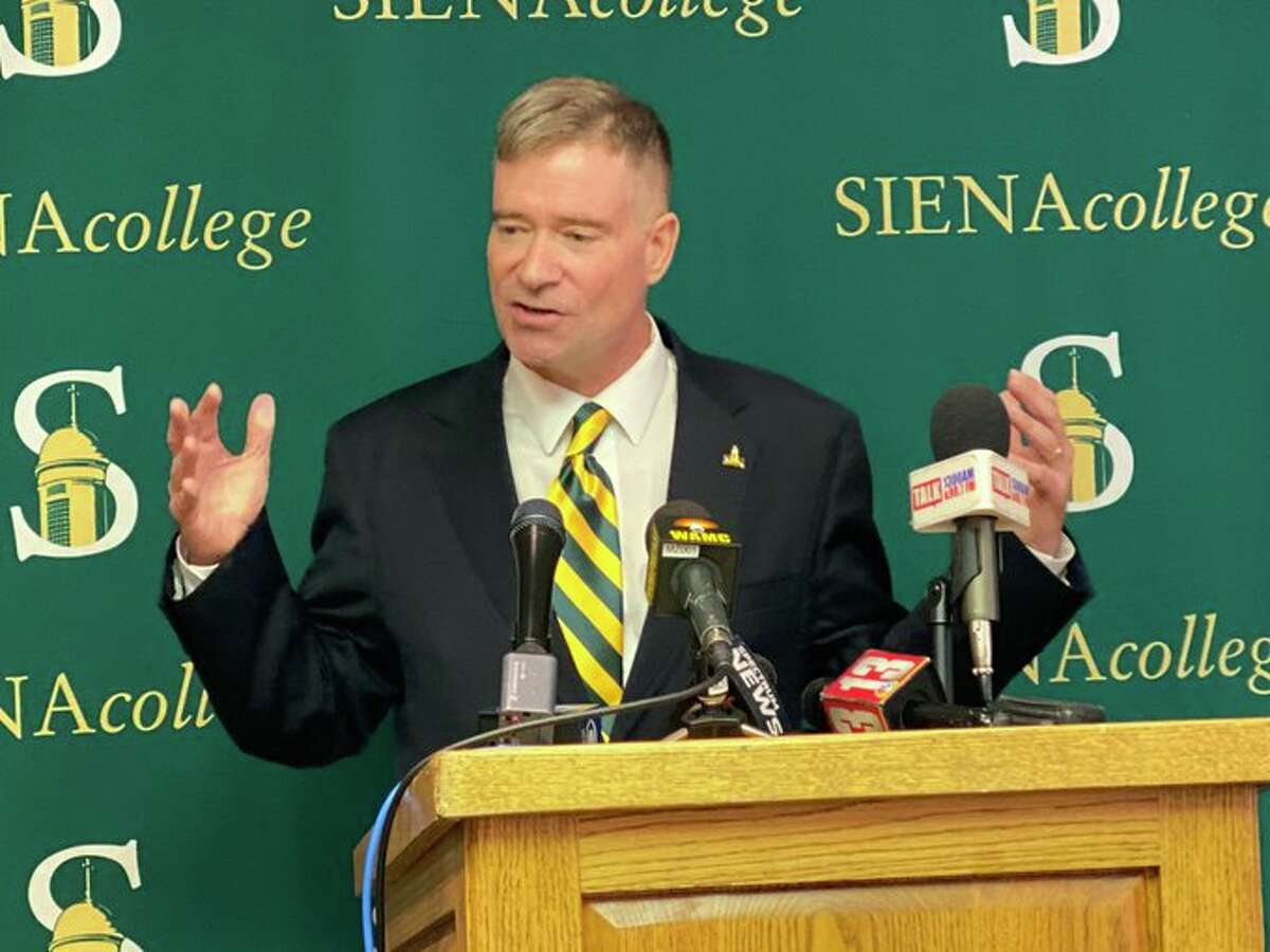 Scroll through the slideshow for 20 things you don't know about Chris Gibson, former NY congressman and current president of Siena College.