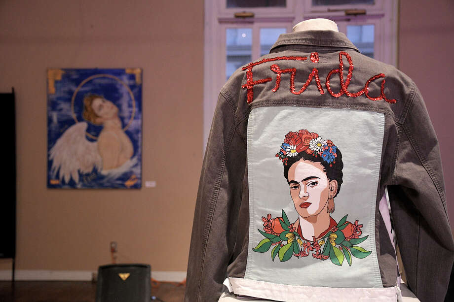 Downtown art gallery the Laredo Center for the Arts hosted the opening reception for their newest exhibit, 'For the Love of ____' on Thursday, February 13. Photo: Cuate Santos/Laredo Morning Times