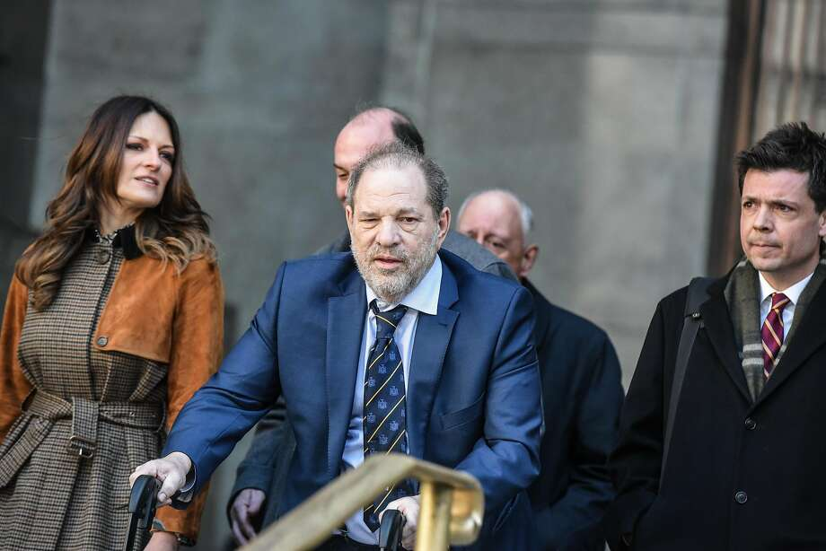 Movie producer Harvey Weinstein has pleaded not guilty to five felony charges, including rape. Photo: Stephanie Keith / Getty Images