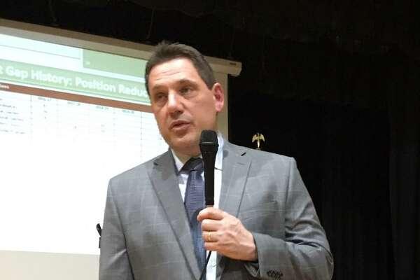 Schools Superintendent Michael Testani