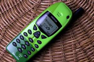 File photo of a phone. Photo by Robert McLeroy/Staff. Shot on Digital. 5/26/2000. File 20002750.