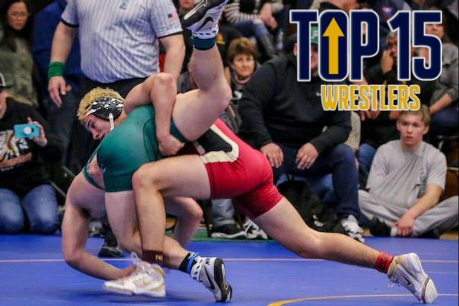 Wrestler Rankings, Donovan Giangregorio Photo: SportStars Magazine