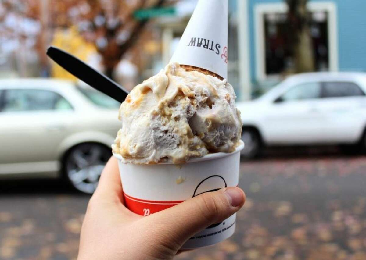 The Portland-based ice creamery draws long lines for its ice cream like its Voodoo Doughnuts. In Seattle, nab a scoop infused with Elm Coffee, Westland Whiskey or Ellenos Yogurt in Ballard or Capitol Hill. Open for takeout and delivery, you can swing by daily from noon-11 p.m.