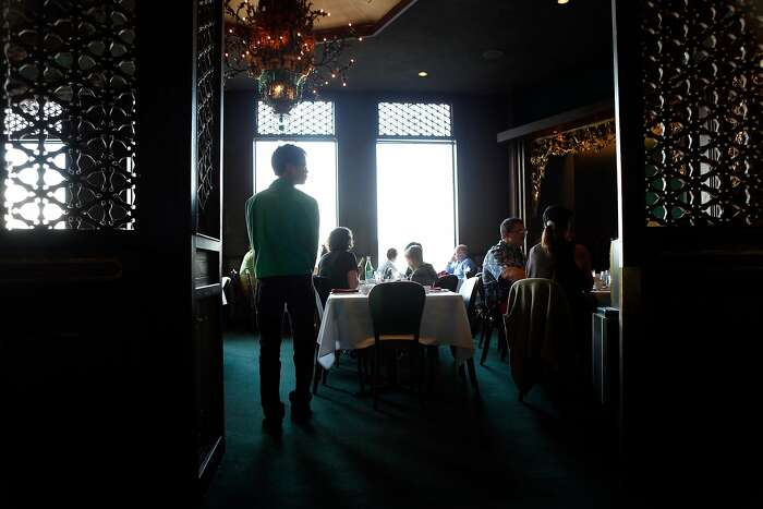 Main Dining Room at Empress of China restaurant on Grant Avenue in San Francisco, Calif. on Monday, September 29, 2014.