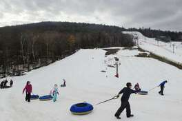 Tubing, as well as skiing and snowboarding is popular at many resorts.