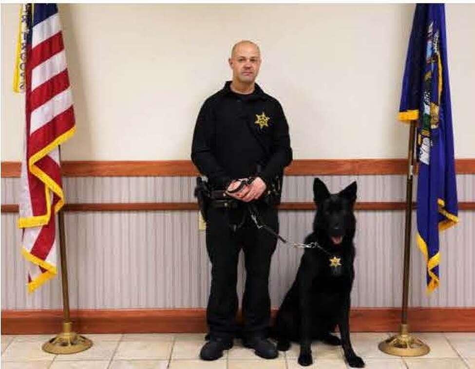 Deputy Nic Denno and Taylor