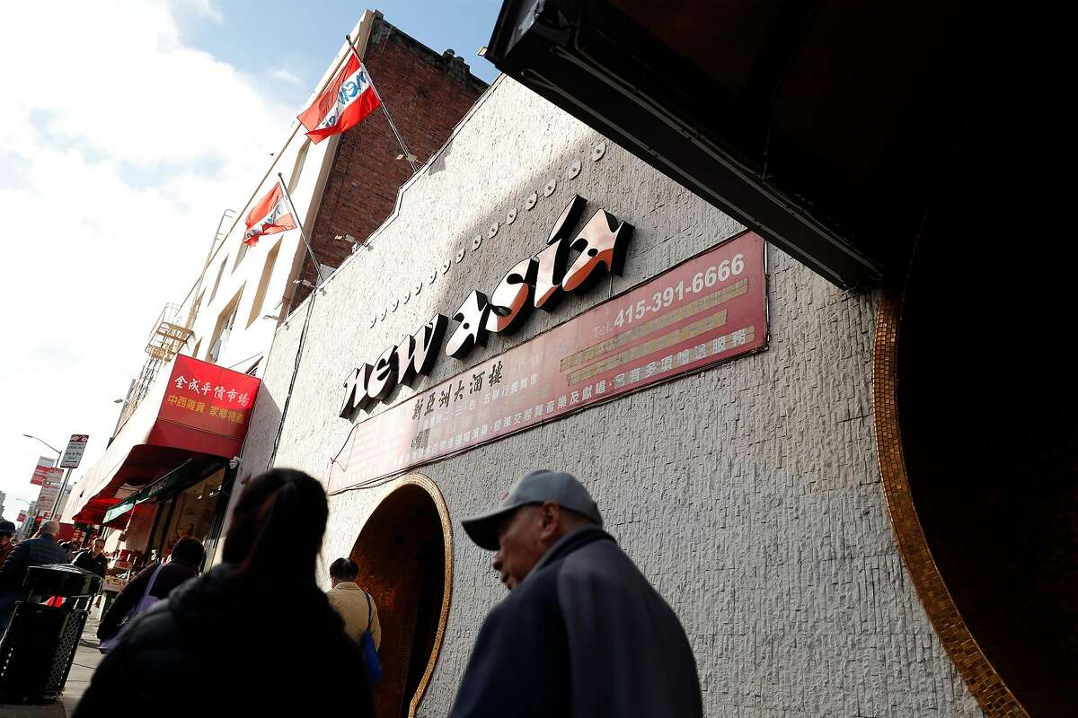 New Asia Chinese Restaurant in San Francisco, Calif., on Thursday, February 13, 2020.