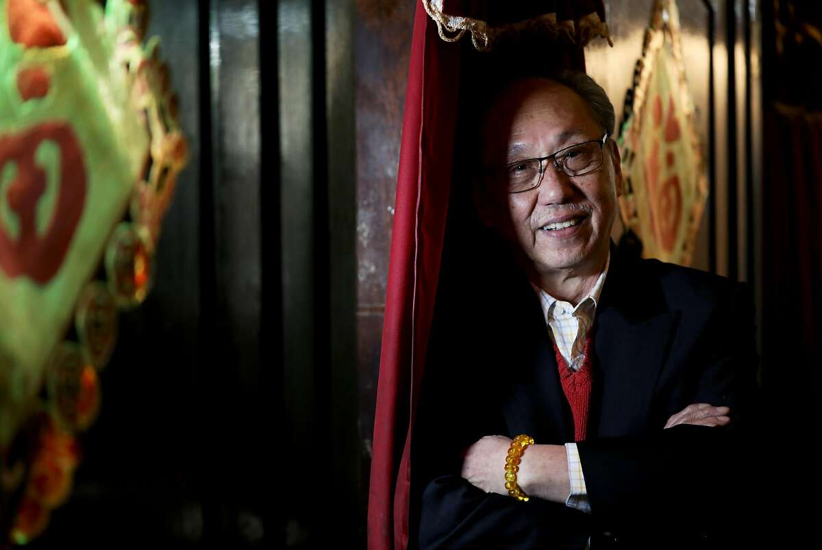 Bill Lee, one of the owners of Far East Cafe, poses for a portrait in the restaurant in San Francisco, Calif., on Tuesday, January 22, 2019. Far East Cafe, which is about to celebrate its 100th anniversary, is located at 631 Grant Ave. It serves classic Chinese American and Cantonese food in an era when immigration is changing and restaurants are specializing in regional cuisines from all over China.