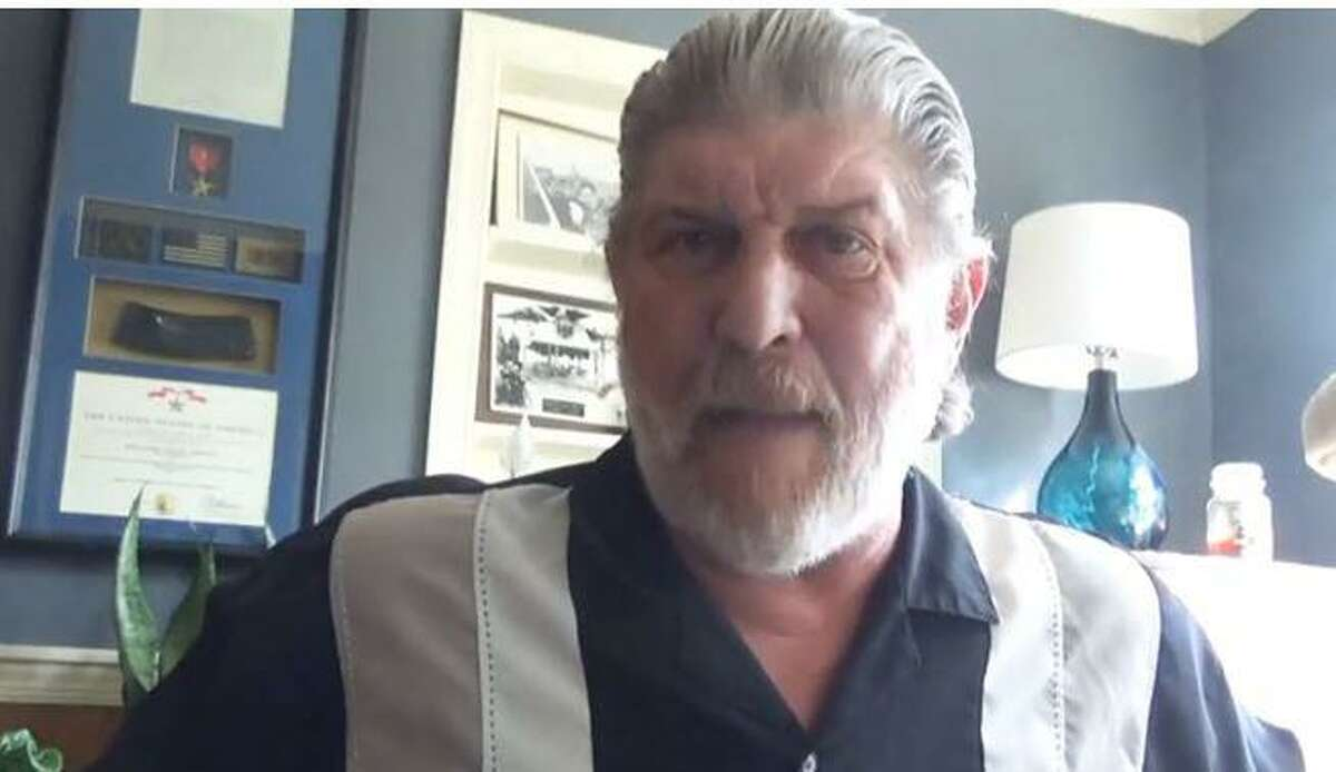 Don Shipley, former U.S. Navy SEAL, works in his free time to uncover people who are alleged to be faking their military background or making false claims about being in elite units such as the Navy SEALs.