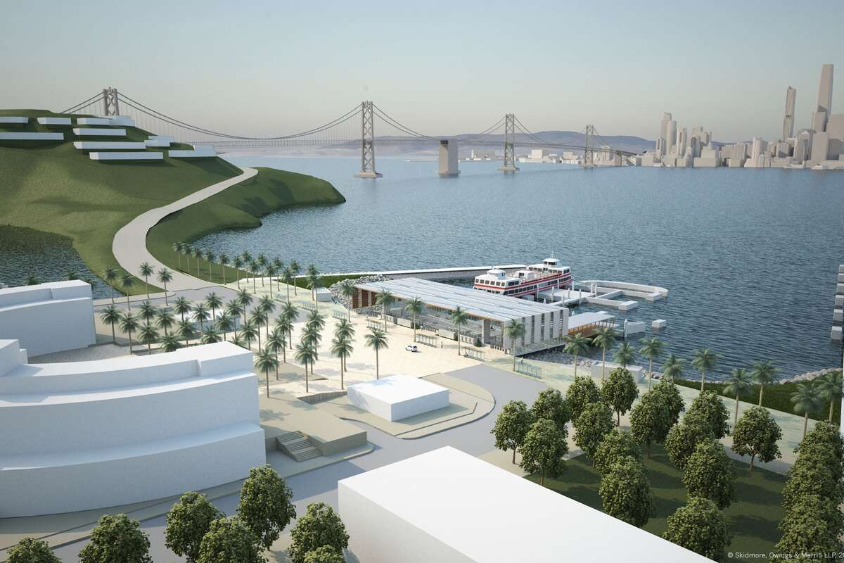 A public-private development project is underway to transform Treasure Island, the manmade island in the middle of San Francisco Bay, into a new community.