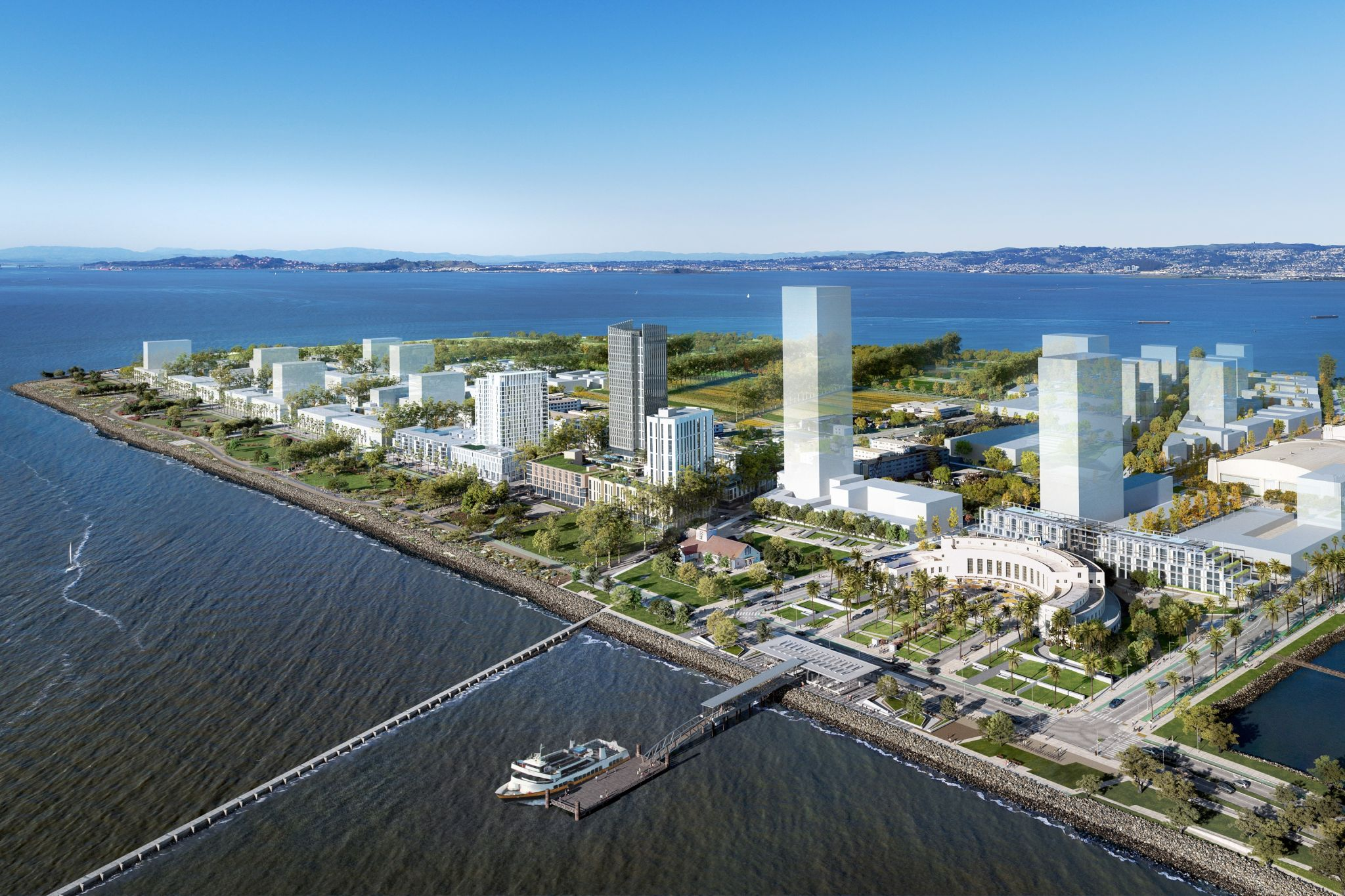 'An entirely new community of 8,000 homes': What Treasure Island will look like in 20 years