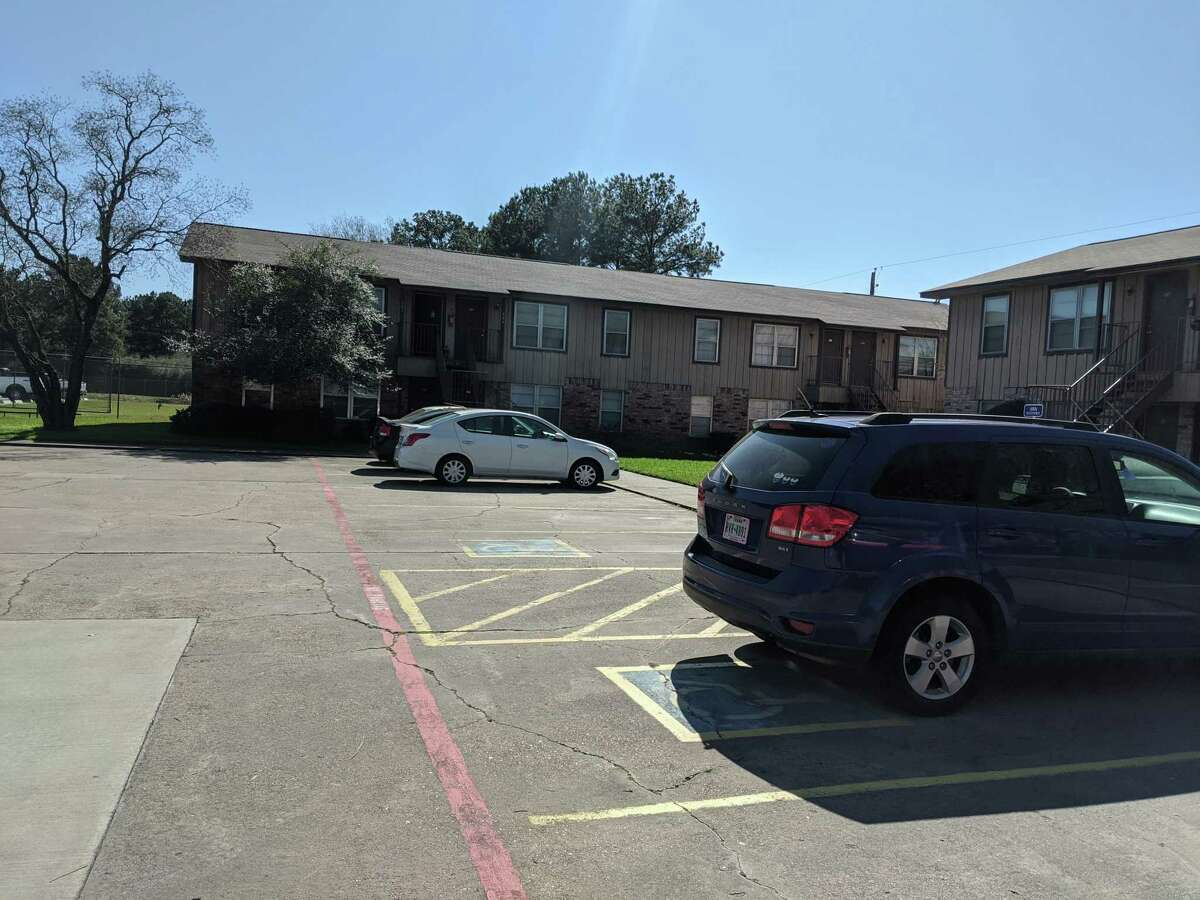 Tomball Square apartments, which a developer plans to acquire and renovate for low income housing, to be renamed Tomball Village Apartments.