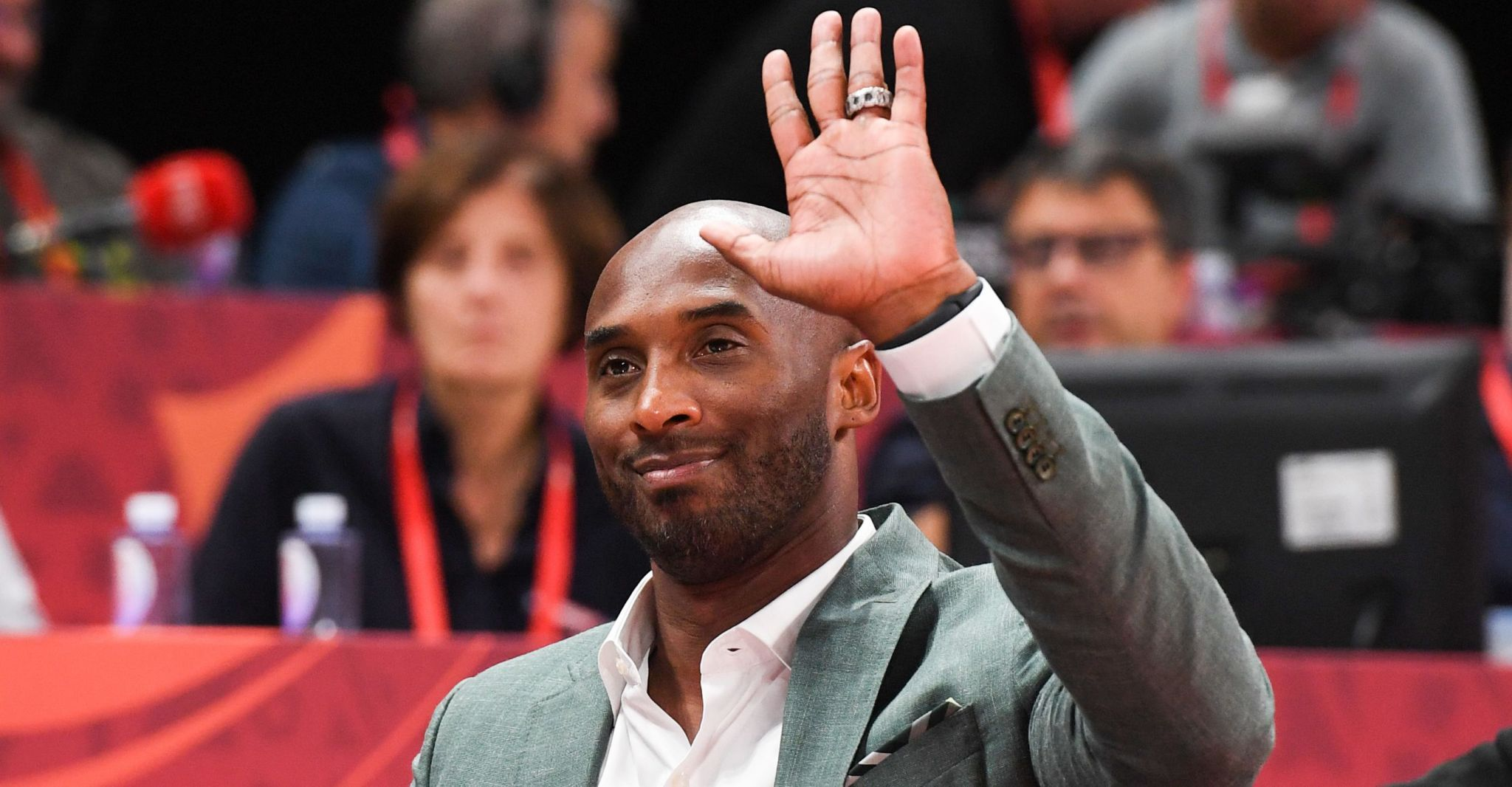 Kobe Bryant among 8 finalists for Basketball Hall of Fame