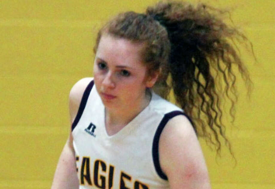 The Deckerville girls basketball team ran its winning streak to 12 games with a win over Genesee on Thursday night. Photo: Tribune File Photo