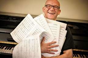 Composer Bob Chilcott