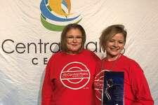 Sherri Bohr and Kate Gandy