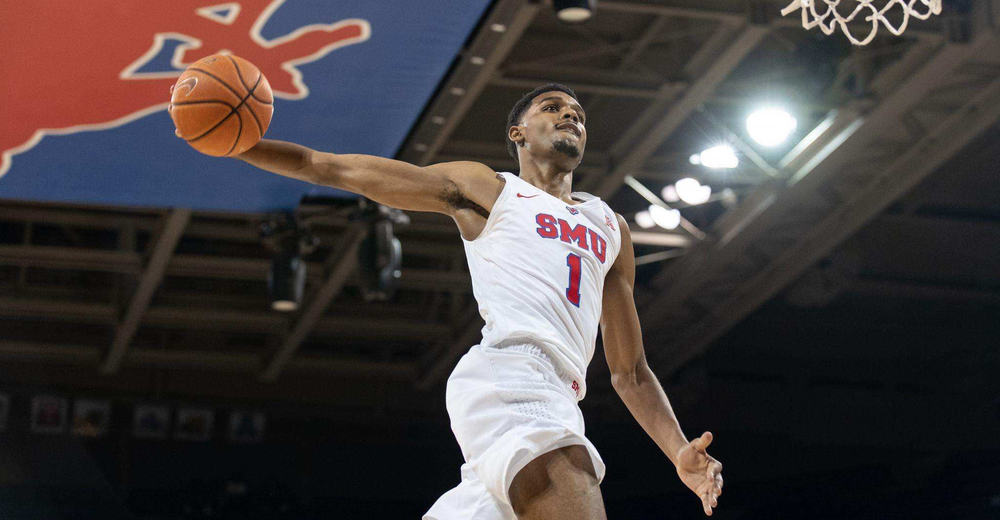 Men's basketball preview: No. 20 Houston at SMU