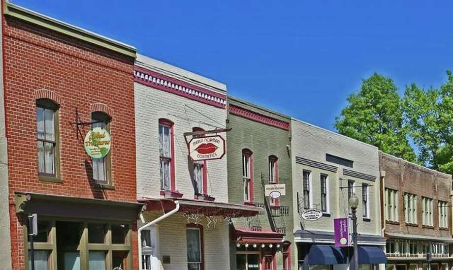 Alton Main Street's new Facade Improvement Grant program designed to help stimulate business and complement downtown development.