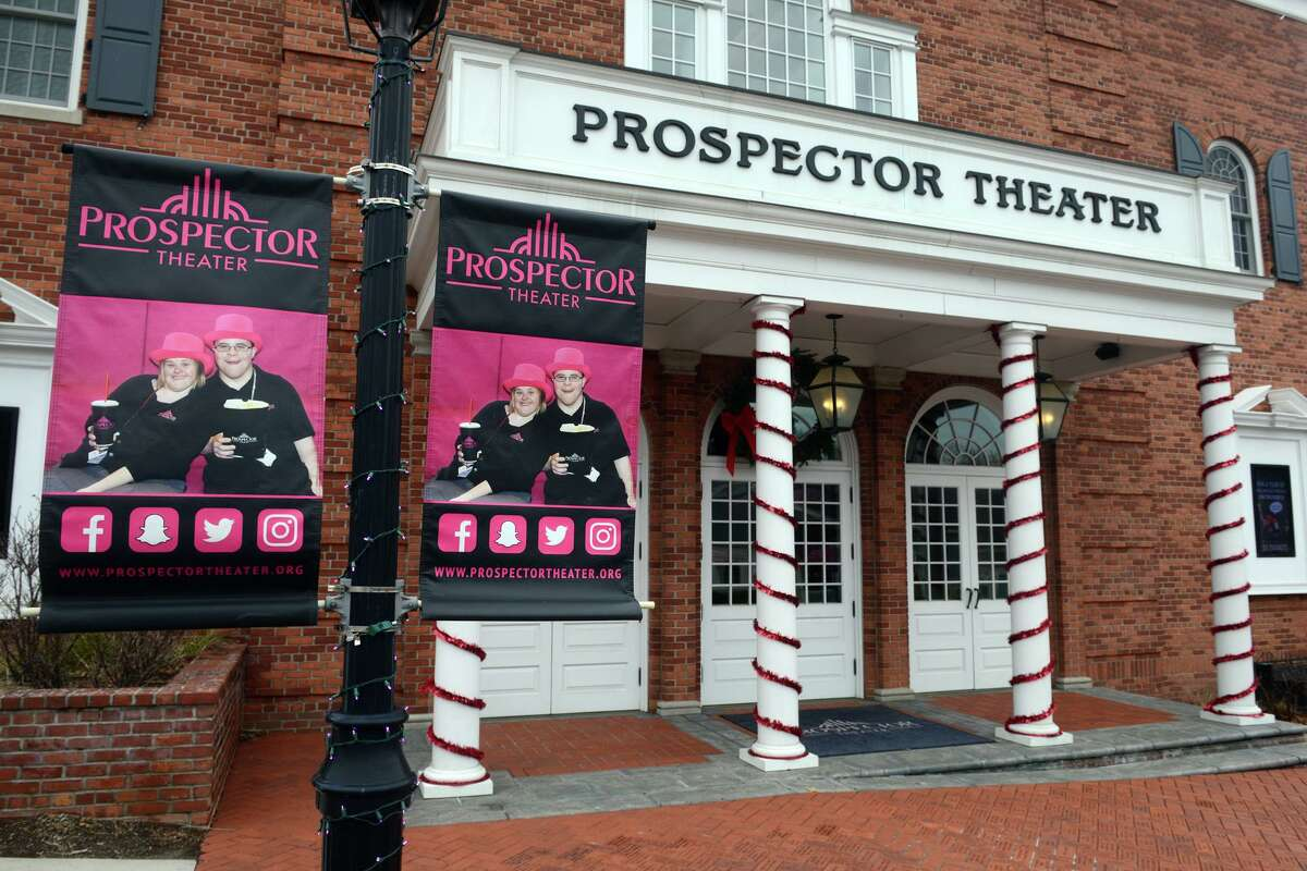 The Prospector Theater, in Ridgefield, Conn. Dec. 30. 2018. The Prospector has announced it is opening a second theater in Wilton.