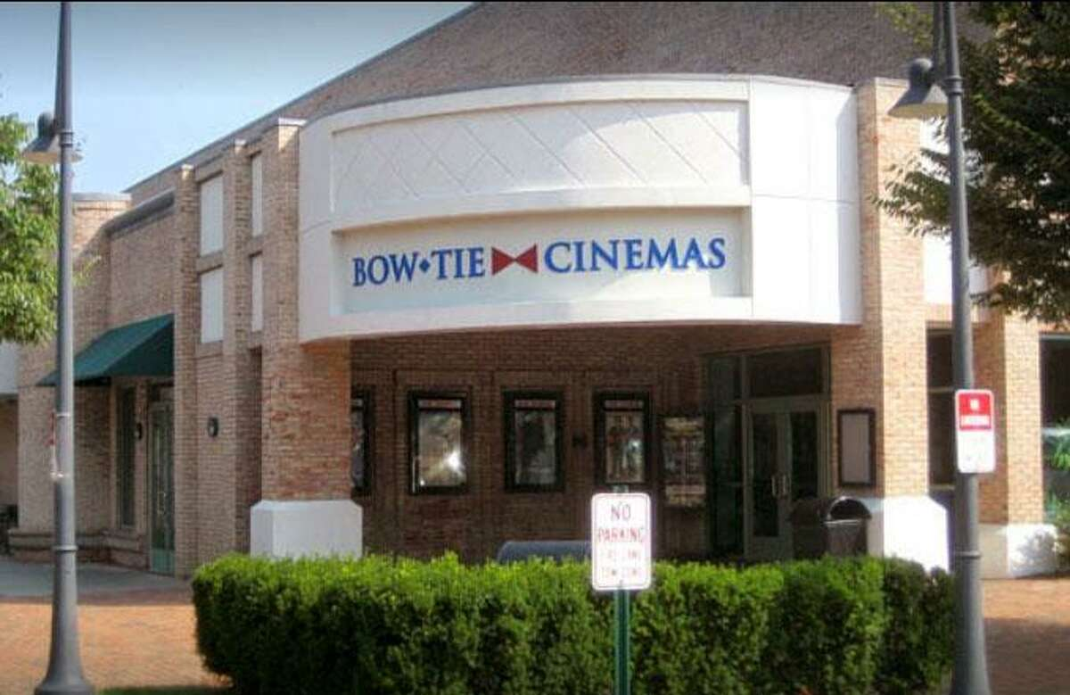 Bow Tie Cinema in the River Park shopping center in Wilton is the new proposed site of The Prospector Theater.