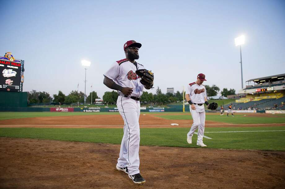 Minor-league players, such as those on the Triple-A Sacramento River Cats' roster, will see pay hikes in 2021. Photo: Chris Kaufman / Special To The Chronicle 2019